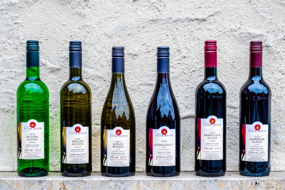 Feiner Wein Peter Meyer Edition Klassik
