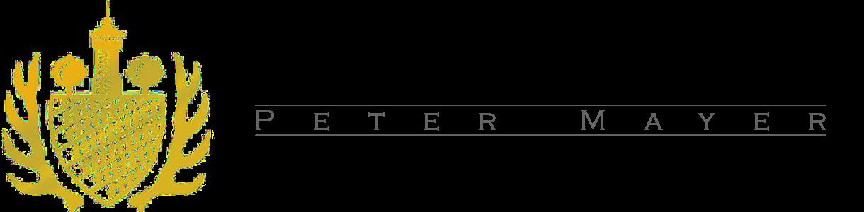 Weingut Peter Meyer Weinstube Jägerhof Logo